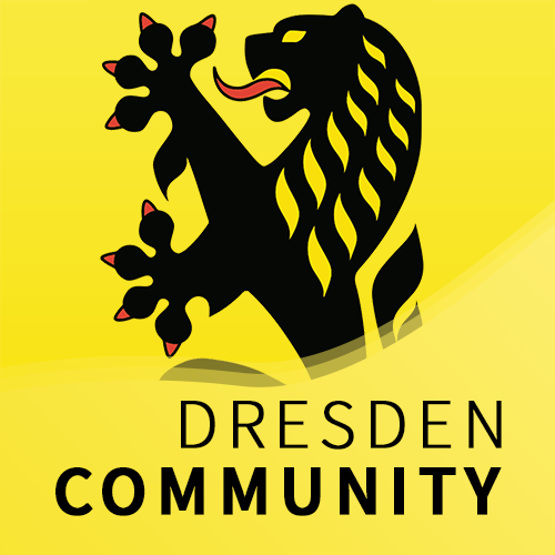 Logo Dresden Community