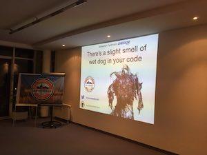 Meetup bei LOGSOL in Dresden