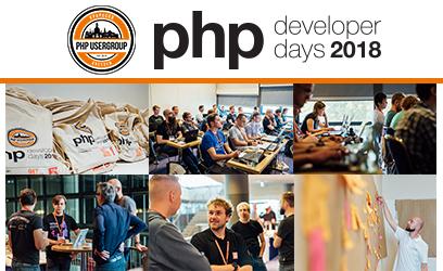 PHP Developer Days 2018: 21. und 22. September