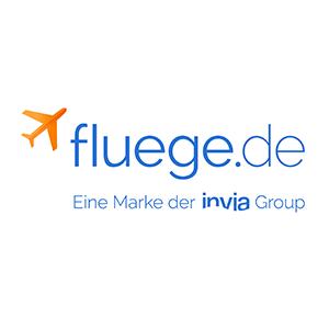 fluege.de - Eine Marke der invia Group